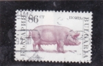 Stamps : Europe : Bulgaria :  CERDA
