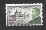Sellos de Europa - España -  Edf 2117 - Personajes Españoles