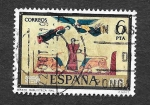 Stamps Spain -  Códices
