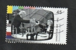 Stamps Germany -  3192 - Dinner for one, serie de tv