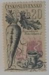 Stamps Czechoslovakia -  Chekoslovaquia 20 H