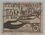 Stamps Czechoslovakia -  Chekoslovaquia 160 Kcs