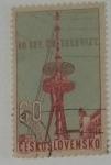 Stamps Czechoslovakia -  Chekoslovaquia 60 H