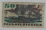 Stamps Czechoslovakia -  Chekoslovaquia 50 H