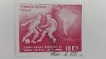 Stamps Chile -  Mundial de Futbol 1962