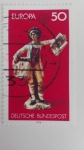 Stamps Germany -  Europa CEPT