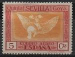 Stamps Spain -  Disparate volante