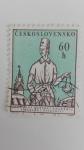 Sellos de Europa - Checoslovaquia -  Academia Mineria