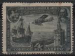 Stamps Spain -  Los Reyes y Colon