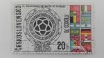Sellos de Europa - Checoslovaquia -  Mundial de Futbol 1970