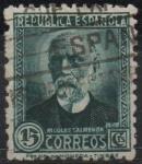 Sellos de Europa - España -  Nicolas Salmeron