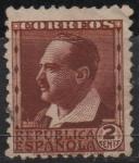 Sellos de Europa - España -  Vicente blasco Ibañez