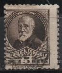 Stamps Spain -  Francisco Pi