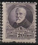 Sellos de Europa - España -  Francisco Pi