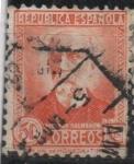 Stamps Spain -  Nicolas Salmeron