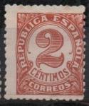 Sellos de Europa - España -  Cifras