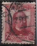 Sellos de Europa - España -  Manuel Ruiz  Zorrilla