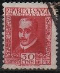Sellos de Europa - España -  Felix loped´Vega