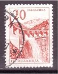 Stamps Yugoslavia -  serie- Tecnología