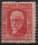 Sellos de Europa - España -  Pablo Iglecias