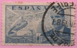 Stamps Spain -  Juan d´l´Cierva