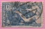 Stamps Spain -  Homenaje al Ejercito