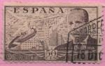 Sellos de Europa - España -  La Cierva y autogiro