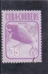 Stamps : America : Cuba :  MANATI