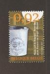 Sellos de Europa - Bélgica -  Museo Judío en Bélgica