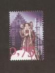 Stamps Belgium -  Hospital nuestra Señora a la Rosa. Lessines