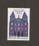Stamps Belgium -  Colegio Maasmwchelen