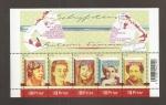 Stamps Belgium -  Escritoras belgas:Maria Rosseels