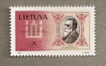Stamps Europe - Lithuania -  Jonas Basanavicius