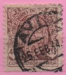 Stamps Spain -  Milenario d´Castilla (Castilla)