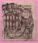 Sellos de Europa - España -  Milenario d´(Segovia)
