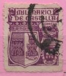 Stamps Spain -  Milenario d´Castilla (Armadura d´Fernan Gonzalez)