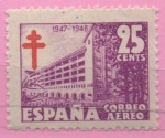Stamps : Europe : Spain :  Pro Tuberculos
