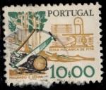 Sellos del Mundo : Europa : Portugal : PORTUGAL_SCOTT 1373.01 $0.25