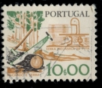 Stamps Portugal -  PORTUGAL_SCOTT 1373.02 $0.25