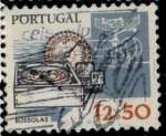 Stamps : Europe : Portugal :  PORTUGAL_SCOTT 1373A.02 $0.25