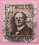 Stamps Spain -  Marquez d´Salamanca