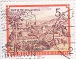 Stamps : Europe : Austria :  PANORÁMICA ST.PAUL LAVANTTAL