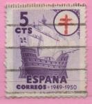 Sellos de Europa - España -  Pro Tuberculos