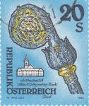 Stamps : Europe : Austria :  ARTESANÍA Y MONASTERIO