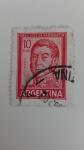 Sellos de America - Argentina -  General Jose de San Martin
