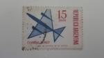 Stamps Argentina -  Avion