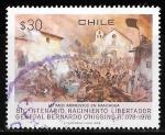 Sellos del Mundo : America : Chile : Chile-cambio