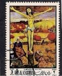 Stamps United Arab Emirates -  Pinturas