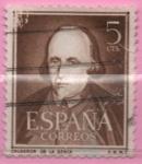 Sellos de Europa - España -  Calderon d´l´Barca