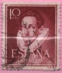 Sellos de Europa - España -  Lope d´Vega